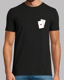 Poker. Pareja de ases