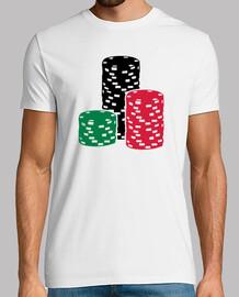 poker roulette chips glücksspiel