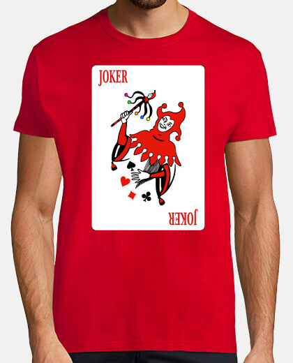 Camisetas Poker - The .