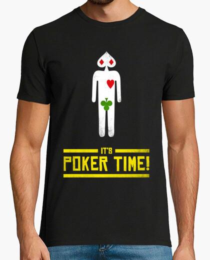 Camiseta Poker time