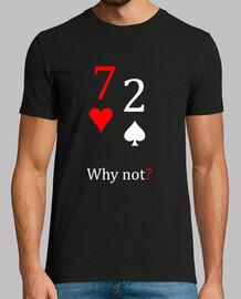 Poker. Why not? Negra