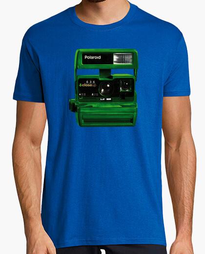 Camiseta polaroid