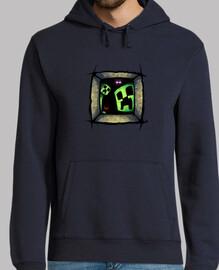 Poleron Minecraft Creeper