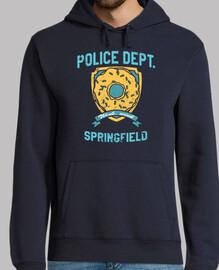 police département de springfield