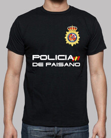 Policía de Paisano (Cuerpo Nacional de Policía)