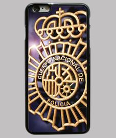Policía Nacional (iphone 6 Plus)