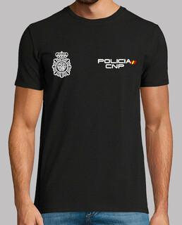 Policia Nacional mod.2 delante y detrás