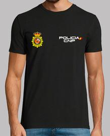 Policia Nacional mod.4 delante y detrás