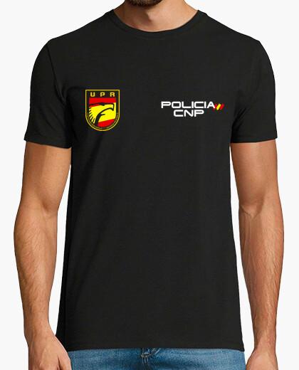 Camiseta Policia Nacional UPR mod.3