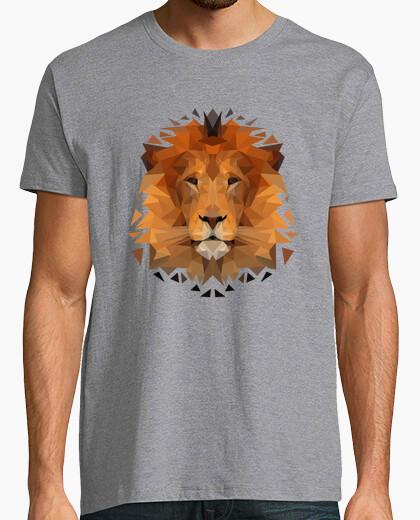 Camiseta Poligon lion