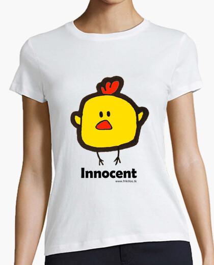 Camiseta Pollito inocente