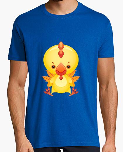 Camiseta Pollito/ Kücken