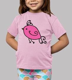 Pollito rosa