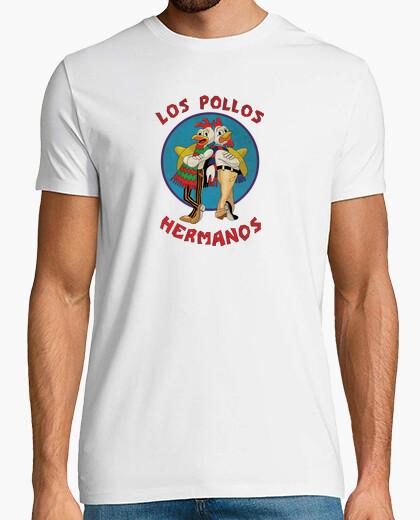 Camiseta Pollos Hermanos