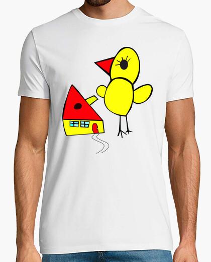 Camiseta Pollozilla