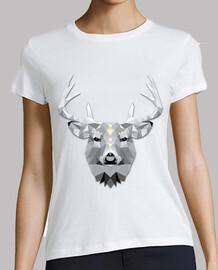 Poly boho deer