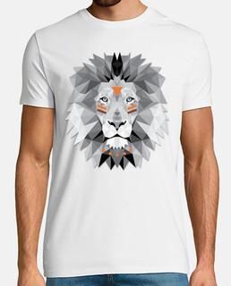 Poly boho lion