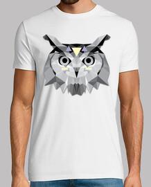 Poly boho owl