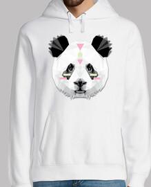 Poly boho panda