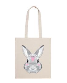 Poly boho rabbit