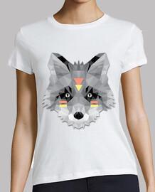 Poly boho red fox