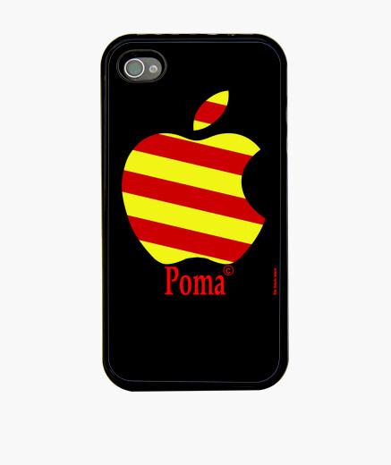 Coque iPhone poma iphone 4 / 4s