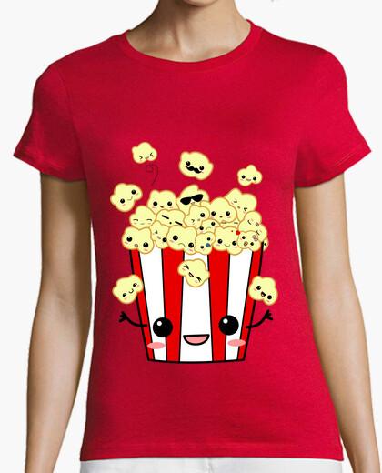 Tee-shirt pop-corn