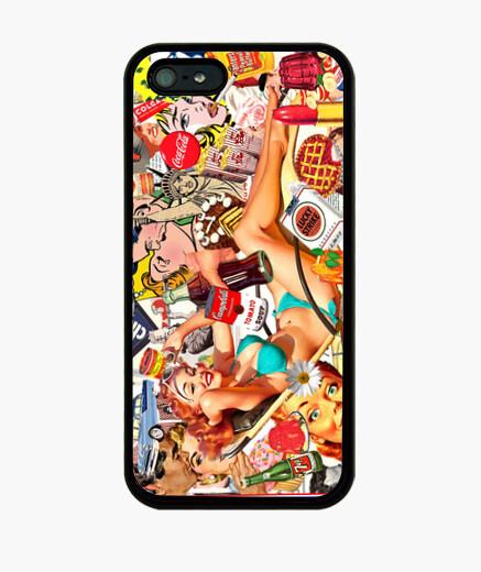 Funda iPhone Pop Art - iPhone 5