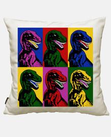 pop art dinosauro
