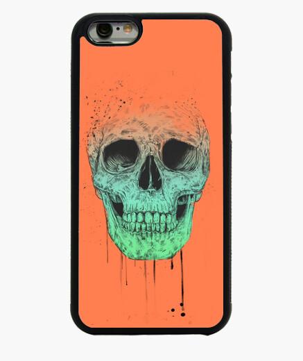 Funda iPhone 6 / 6S Pop art skull