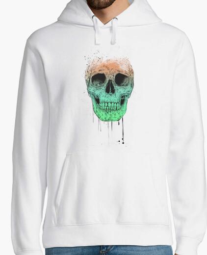 Jersey Pop art skull