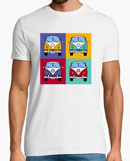 Camiseta Pop Vans