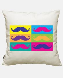 PopArt Moustache