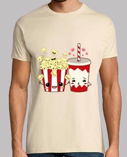 Popcorn und Koks