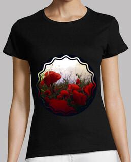 Poppies Fiel