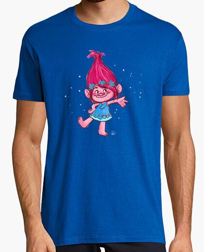 Camiseta Poppy Trolls