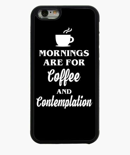 Funda iPhone 6 / 6S por la mañana