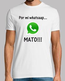 Por mi whatsapp... MATO!!!