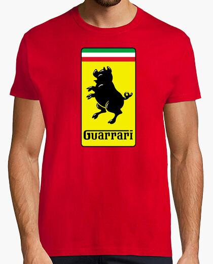 Camiseta Porco rampante