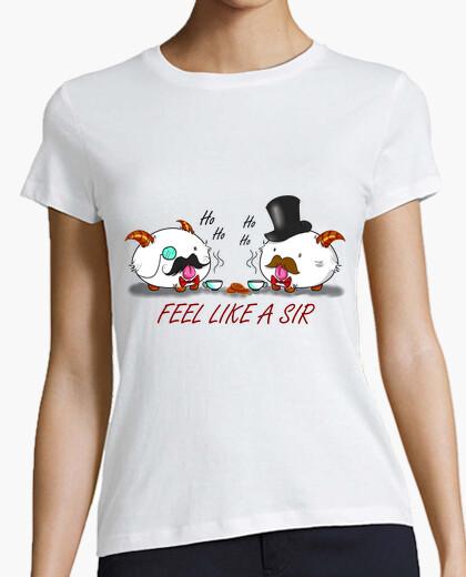 Camiseta Poros like a sir