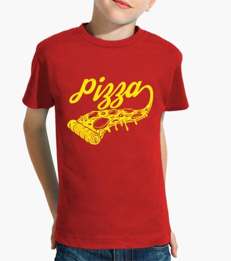 Ropa infantil porque la pizza