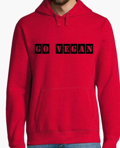 Jersey Porque ser vegano mola, Go Vegan!