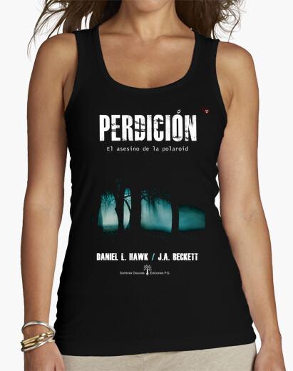 Camiseta Portada Perdición tirantes mujer
