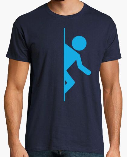 Camiseta Portal (Delante y detrás)