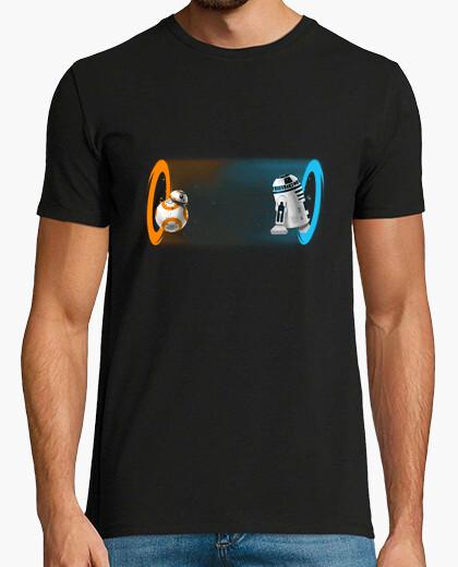 Tee-shirt portal droids