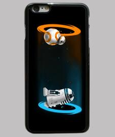 Portal droids case