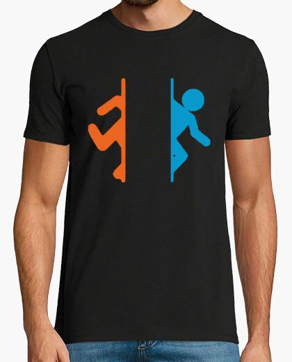 Camiseta Portal videojuego