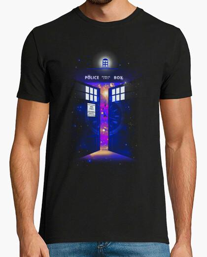 Tee-shirt porte temporelle