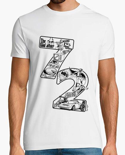 Tee-shirt porter un an 72 - 47 ans