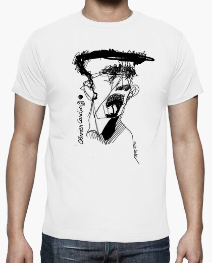 Portrait n ° 2 t-shirt